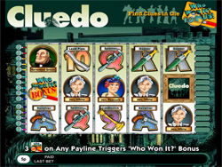 Cluedo Slot Screenshot