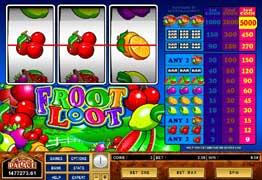Loot A Fruit Slot Machine